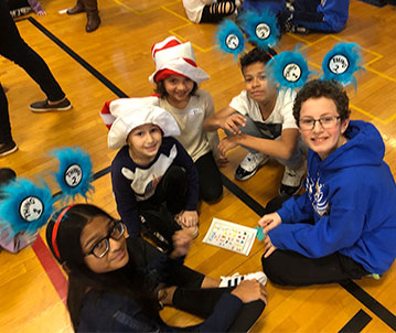 Chatterton School Celebrates Seuss for PARP Week photo