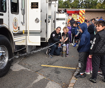 Hands-On Lessons in Fire Safety photo