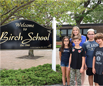 Birch School Welcomes You Back  thumbnail133536